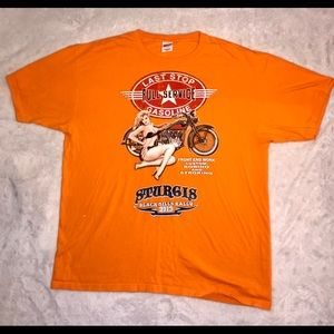 Sturgis Tee Black Hills Rally 2013 Size XL